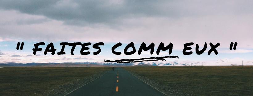 «Faites comm» Simon Gamache-Fortin